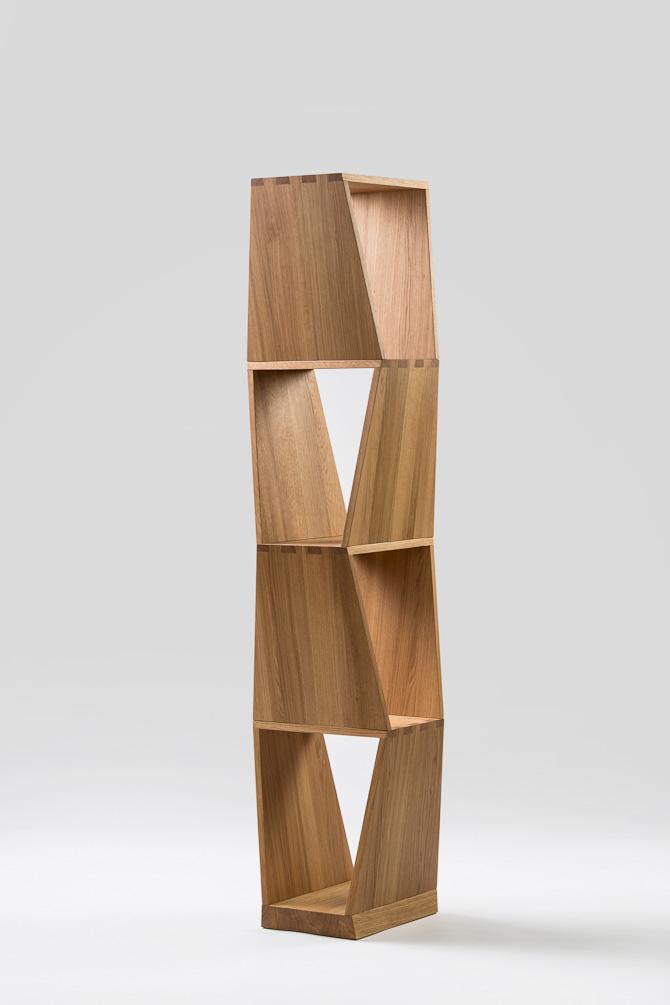 Designeren bag denne levende bogreol hedder dig Jan Padrnos.