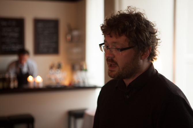 Bjarke - en mand der ved mere om end øl end de (aller) fleste.