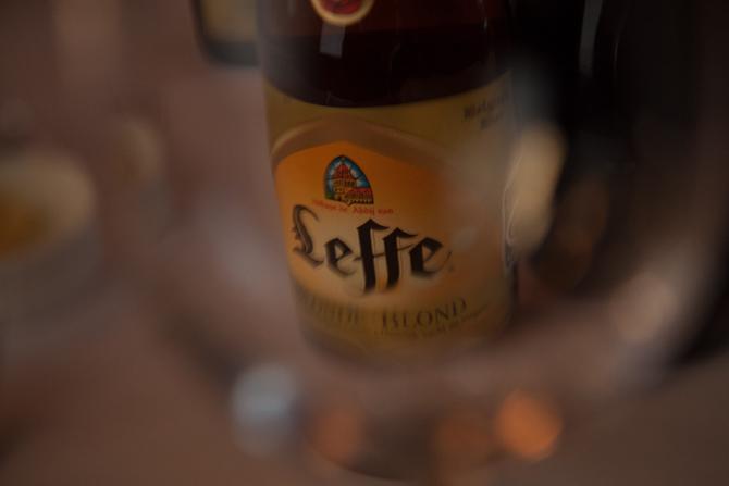 Det har handlet om Leffe - og passioner...