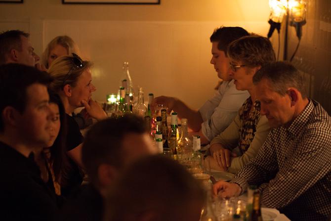 Den allersidste dag i april - en middag på No 1