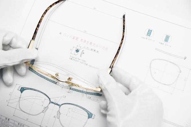 Tekniske beregninger og en brille på vej...