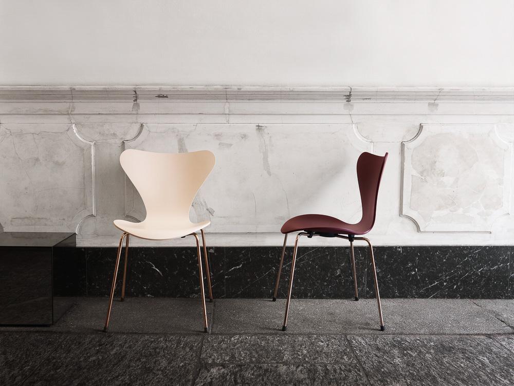 7er stolen i nye klæder - men med genkendeligt design