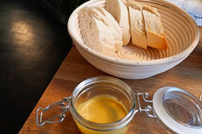 Brød og dyppelse