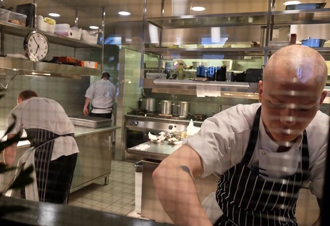 EKTK: Et Kig Til Køkkenet