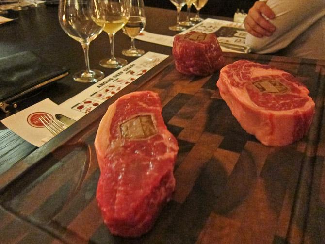 Kød-bræt