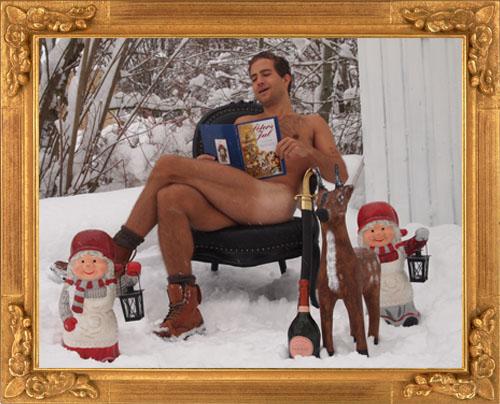 Peters Jul er nu en underholdende bog...