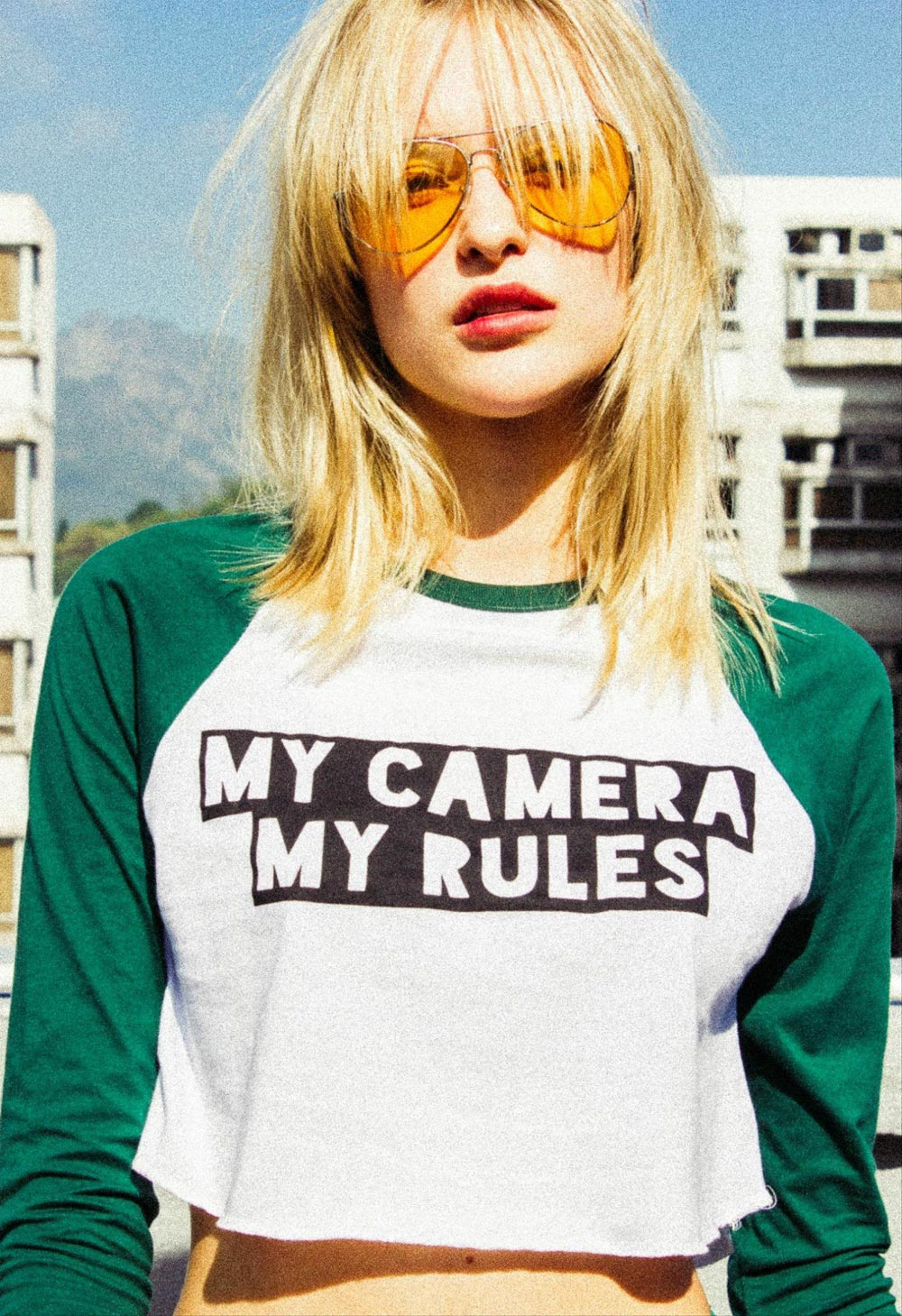 My camera my rules