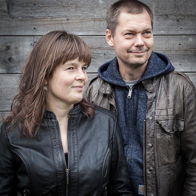 Maria og Martin - parret bag blandt andet Nordic Appeal
