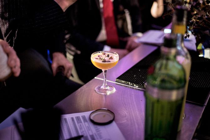 Vinder cocktailen Norseman Sour Foto: Rasmus Flindt