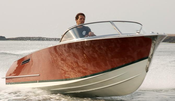 Manden bag Destino Yachts, Ole Nielsen