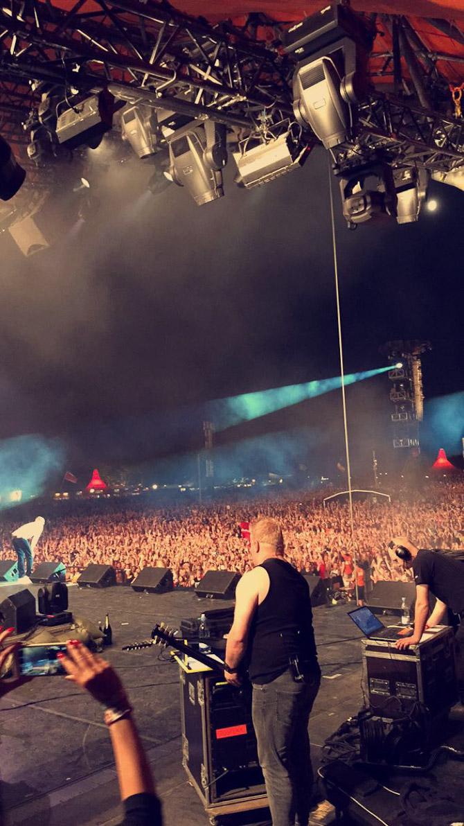 Roskilde feeling