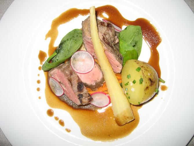 Køkkenet anvender gode danske råvarer