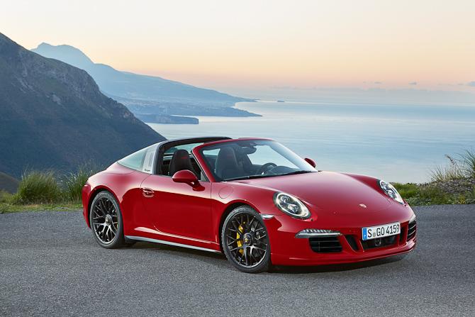Værsgo: Porsche 911 Targa 4 GTS