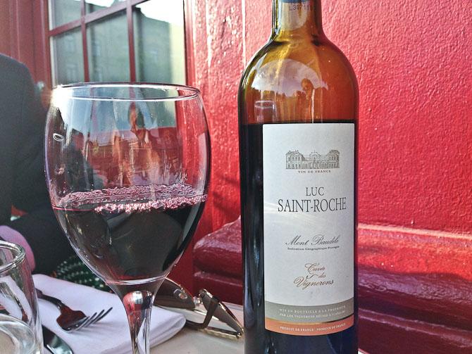 Den billigste rødvin
