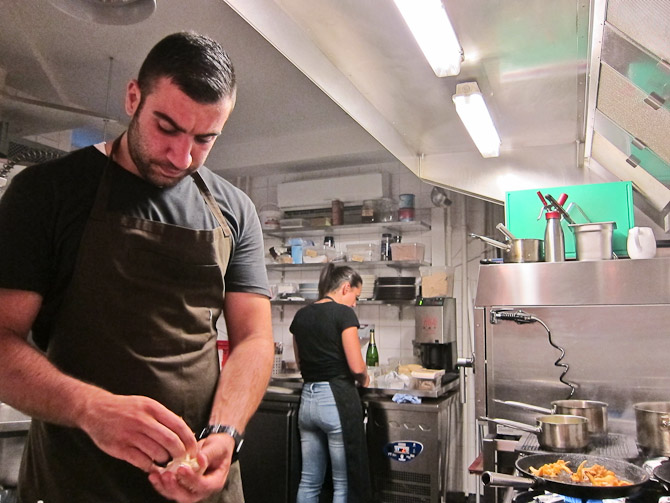 Køkken-kærlighed