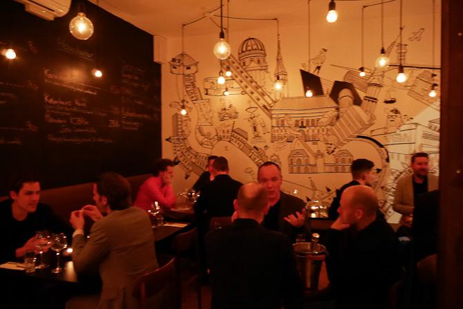 Restaurant Kjoebenhavn tatar og champagne-24