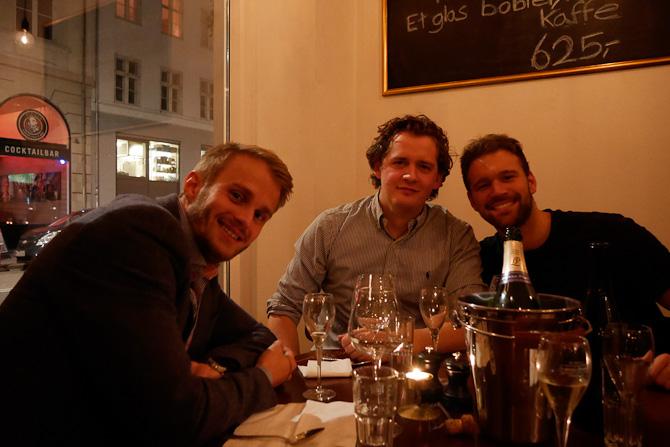 Restaurant Kjoebenhavn tatar og champagne-30