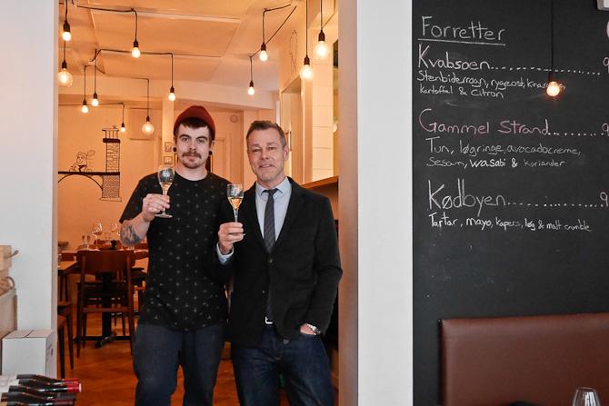 Restaurant Kjoebenhavn tatar og champagne-5