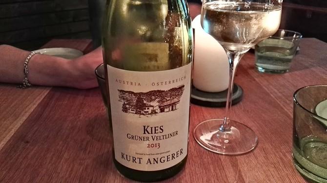 Den første vin