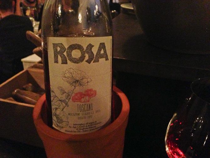 Italiensk rosé