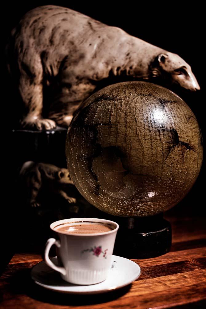 En tår kaffe til Sailor...