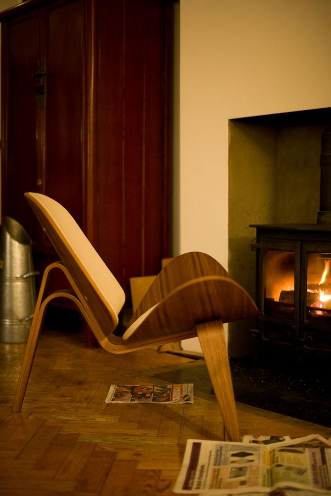 """Shell Chair er absolut på """"Ku' godt listen""""."""