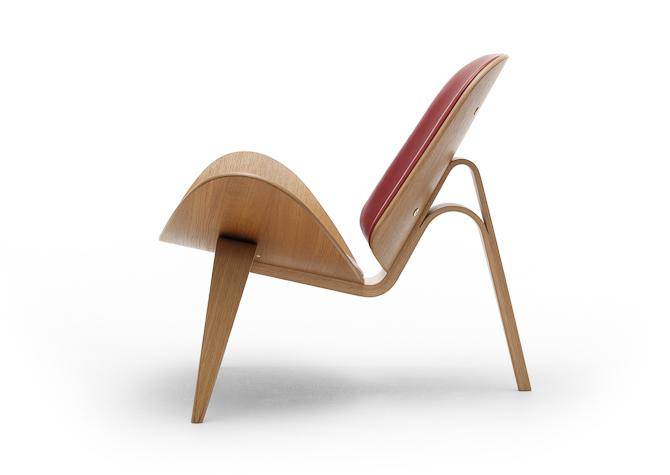 """Der findes altså """"kun"""" 150 eksemplarer af stolen her."""