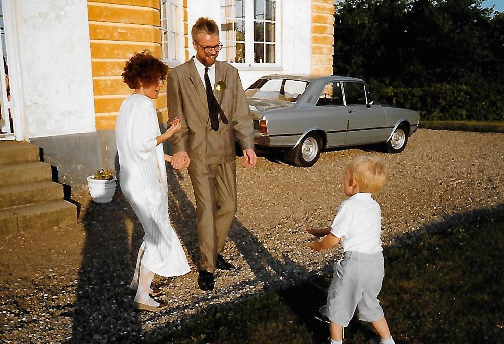 Taunus anno 1989 - Frederik fejrer et brudepar