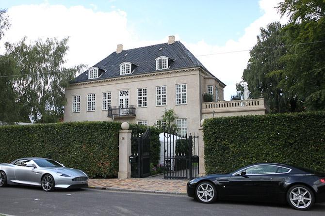Villaen fra sidste kom-sammen
