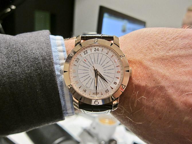 Absolut et ku' godt ur.
