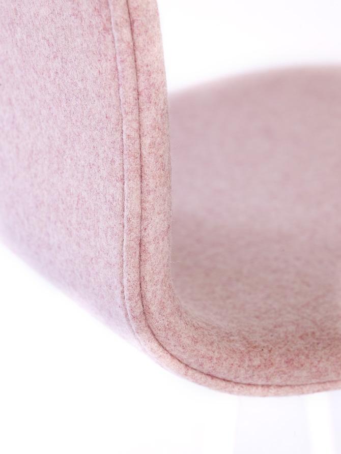 Close up af design-detalje.