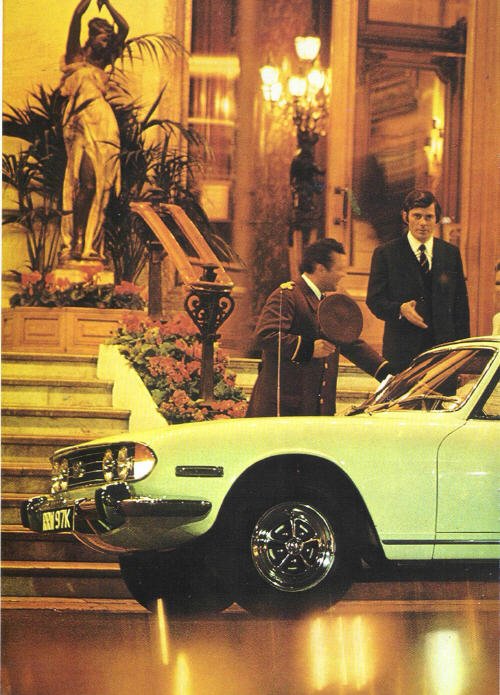 En Triumph anno 1975