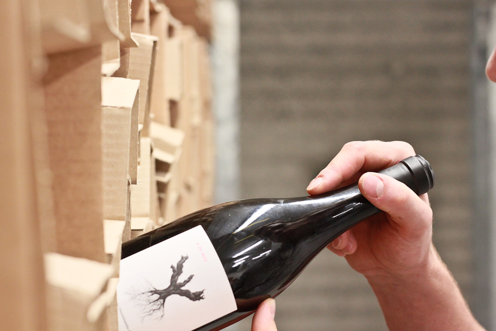 Du kan i øvrigt også sælge dine vine, hvis du ønsker det.