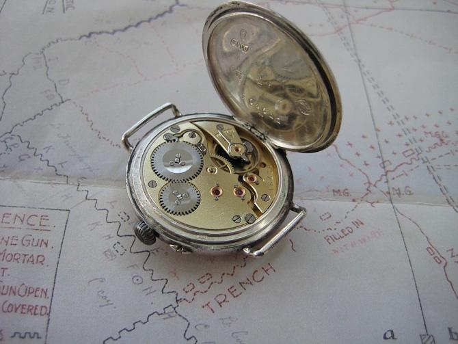 Cal. 64 i sølvkasse