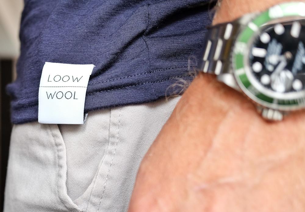 LOOW logo - det er Wool bagfra...