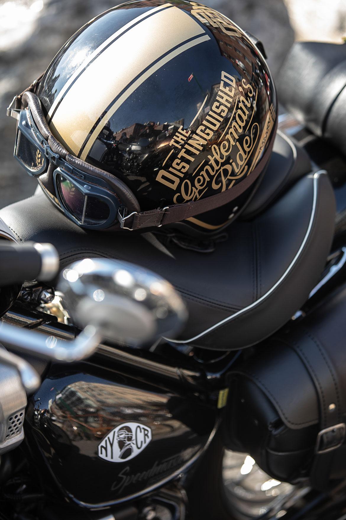 The Distinguished Gentleman's Ride