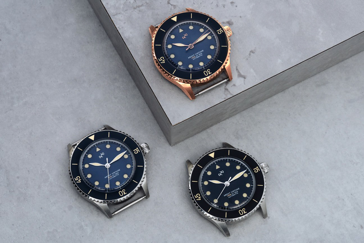 About Vintage 1926 At SEA Automatic