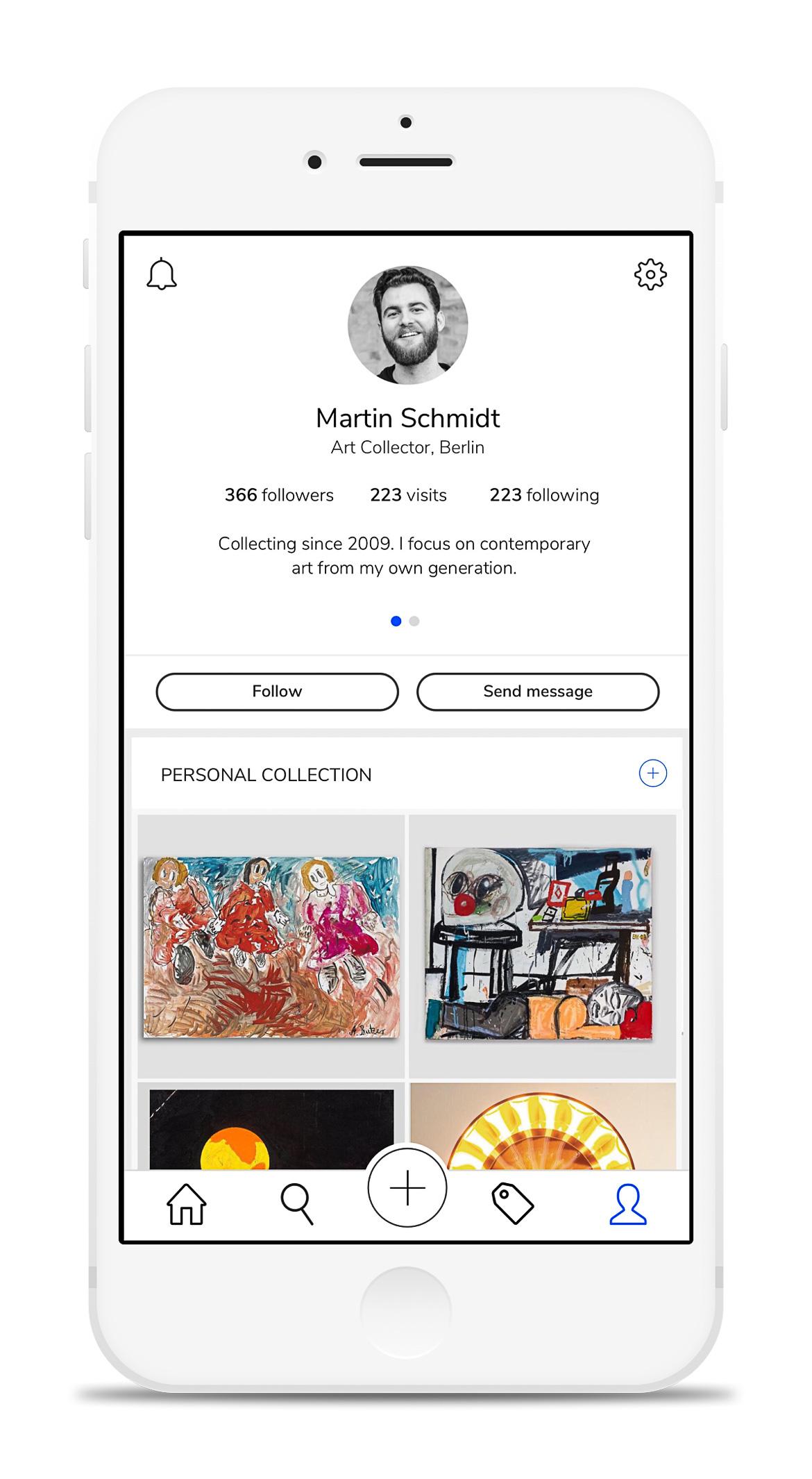 artland kunst app