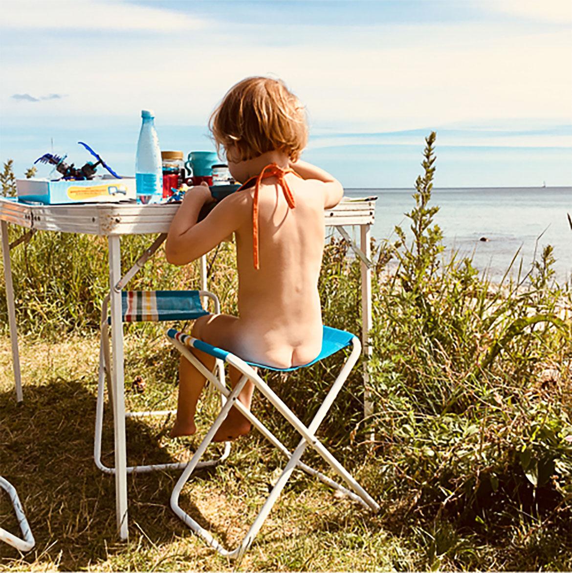 dansk sommer