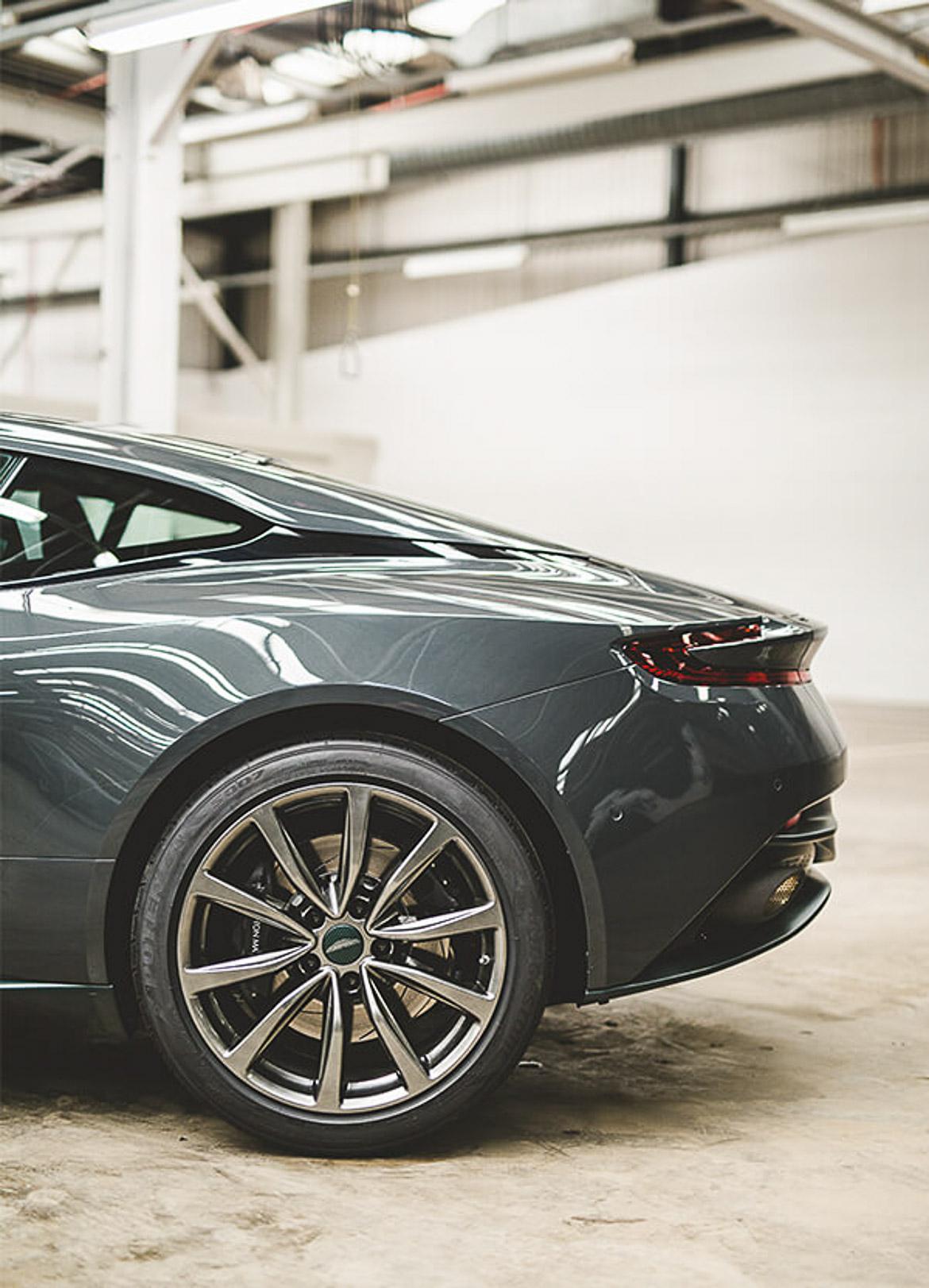 Aston Martin DB11 Classic Driver Edition