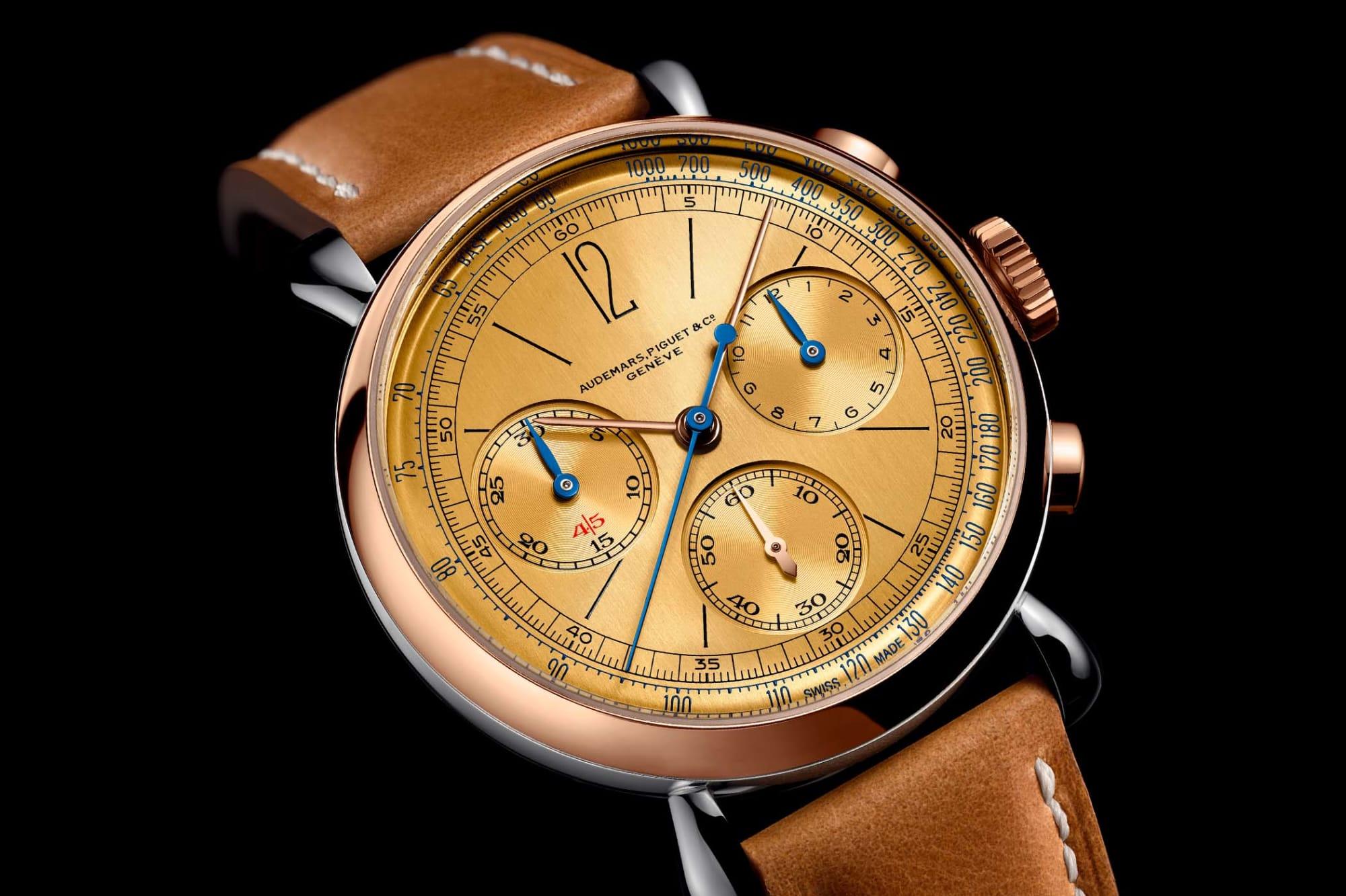 Remaster01 chronograph
