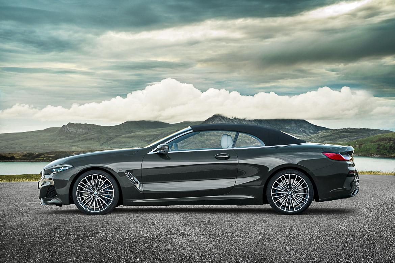 BMW 8-serie Cabriolet