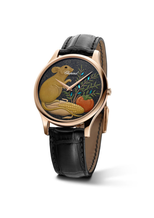 chopard year of the rat