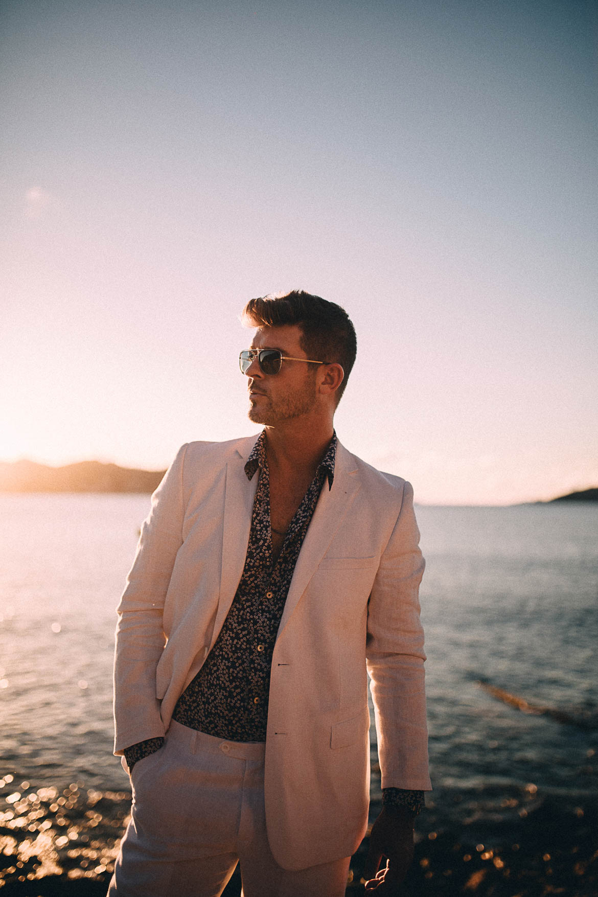 Christopher Cloos robin thicke