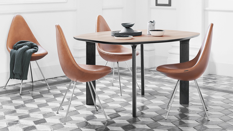 Arne Jacobsen Dråben stol