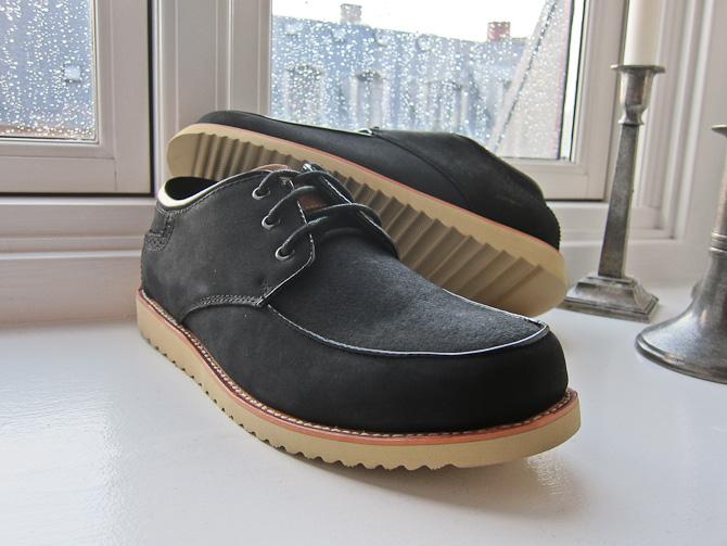 Det her kan være et bud på de sko, du kan få fingrene - og fødderne i.