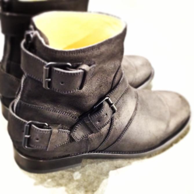 Nye Belstaff støvler