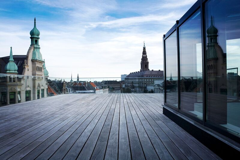 Velkommen på taget! Og til en flot udsigt...