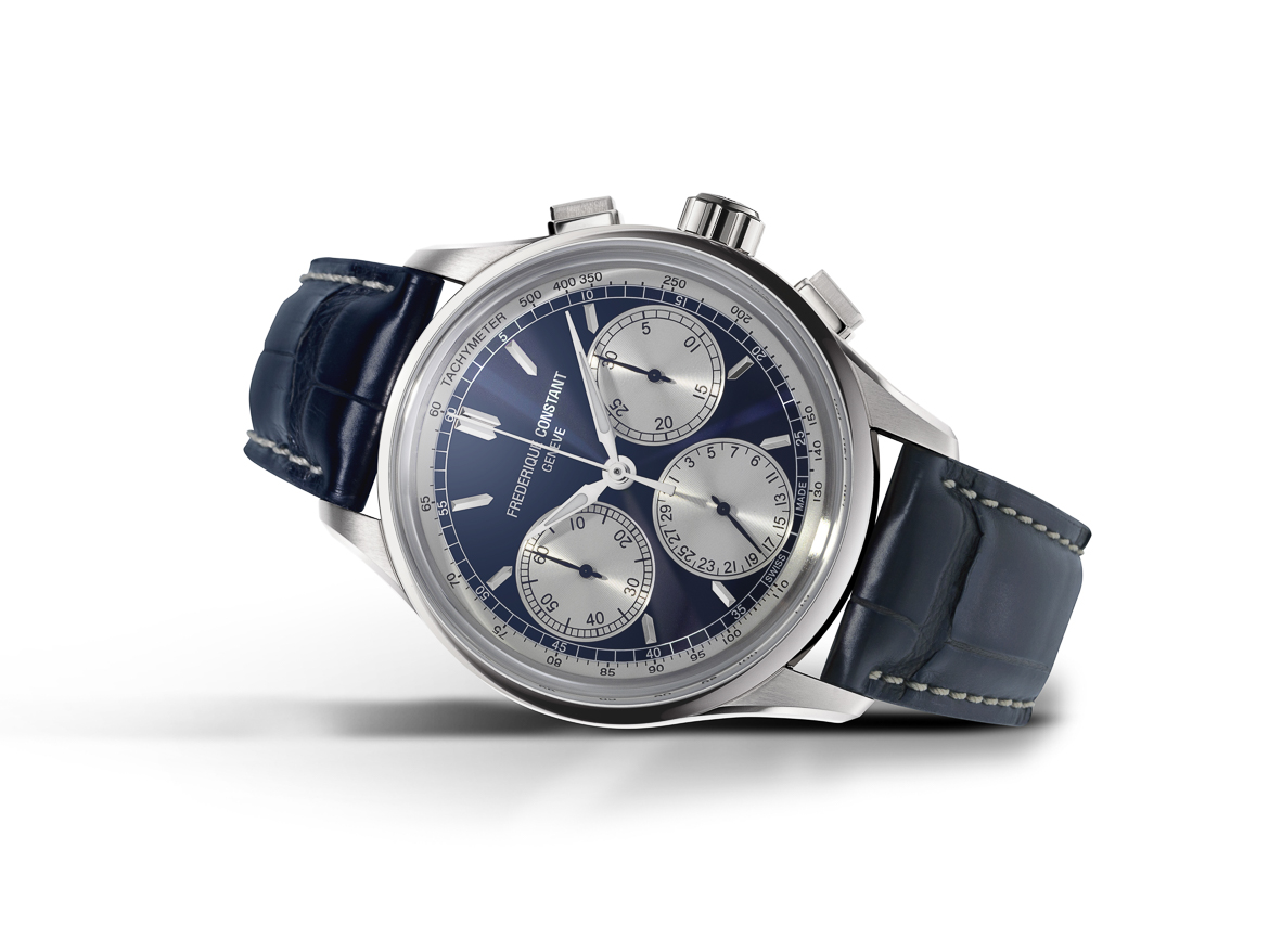 Frederique Constant Flyback