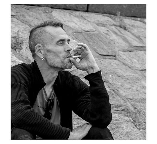 Christian Shannon himself. Foto: Michella Schmücker